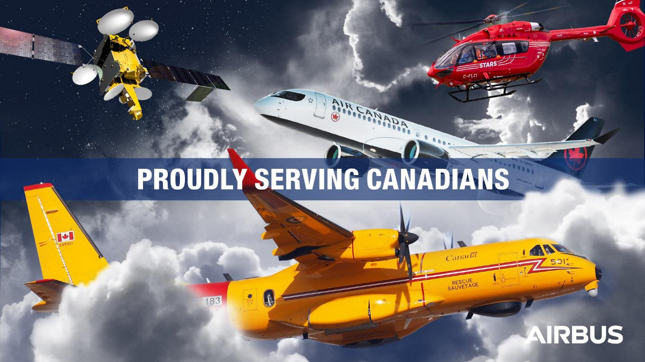 Proudly serving Canadians