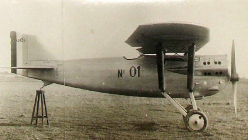 D1 Aircraft