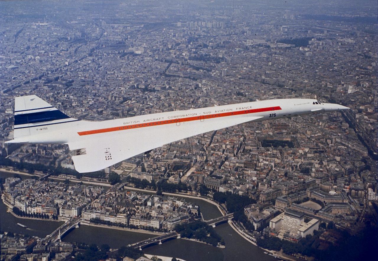 18 Concorde