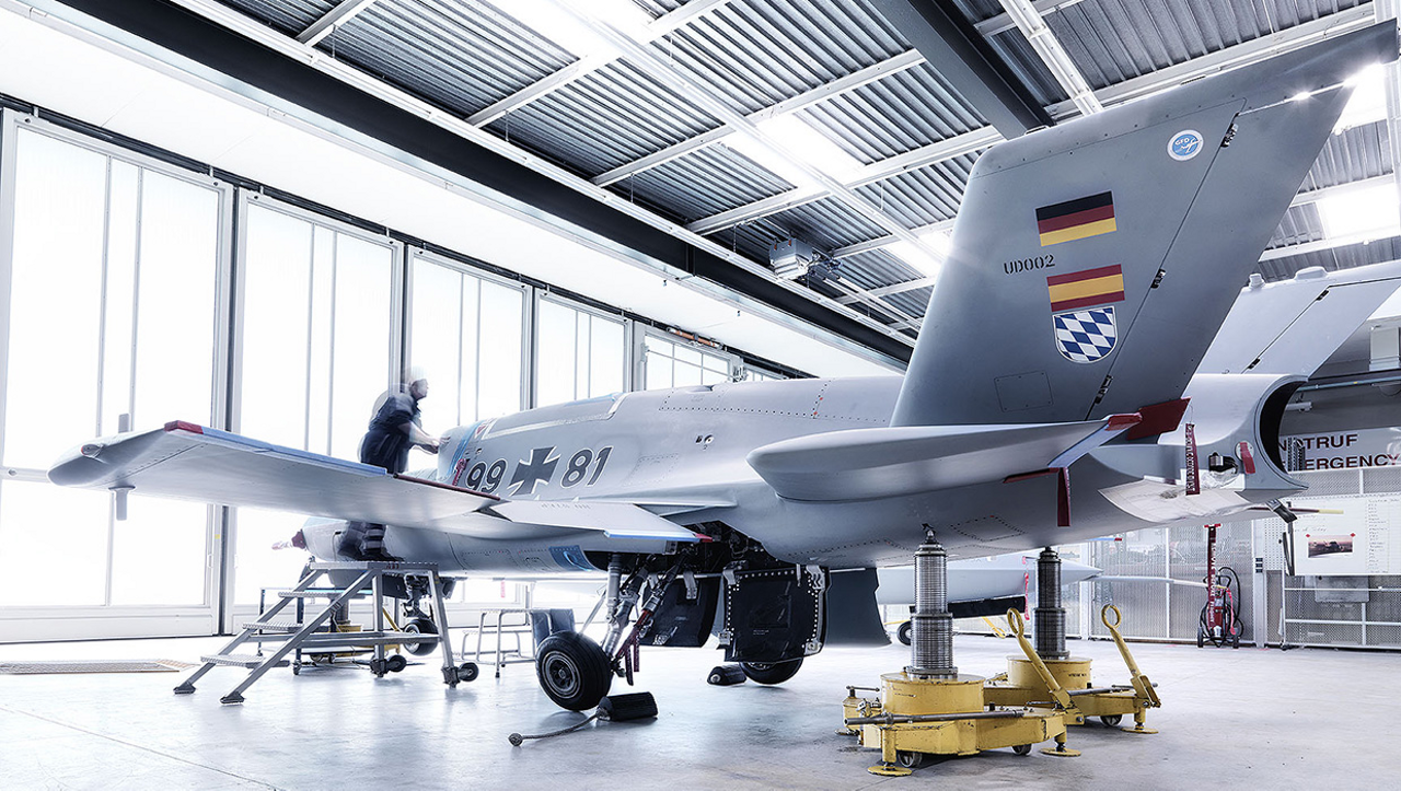 The Barracuda unmanned combat air vehicle technology demonstrator enabled a wide range of mission profiles, systems and sensors to be flight tested for future Airbus programmes.