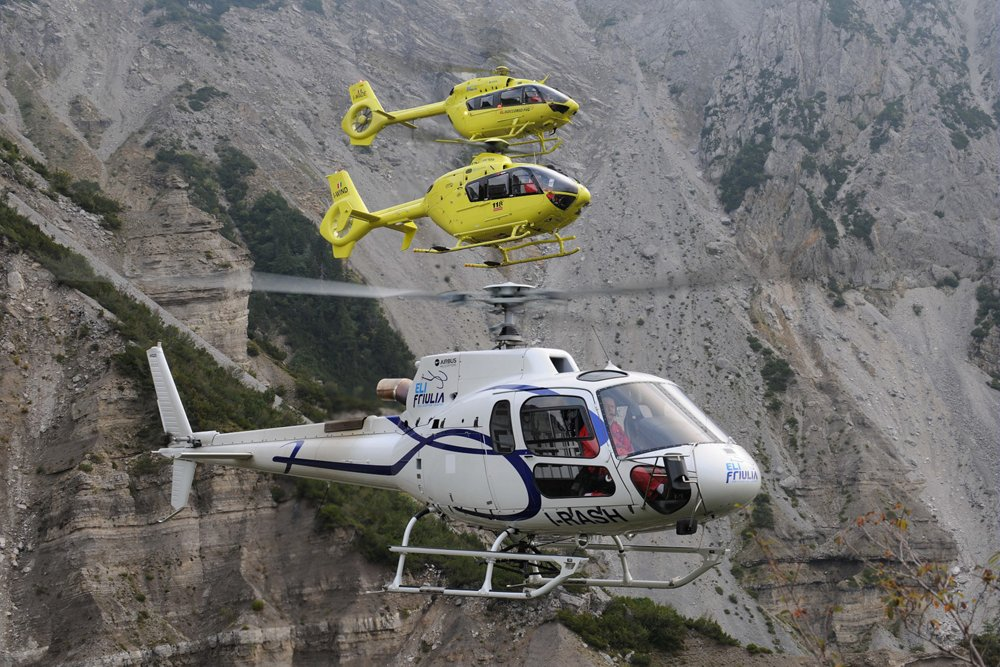 Airbus Helicopters H125, H135 And H145