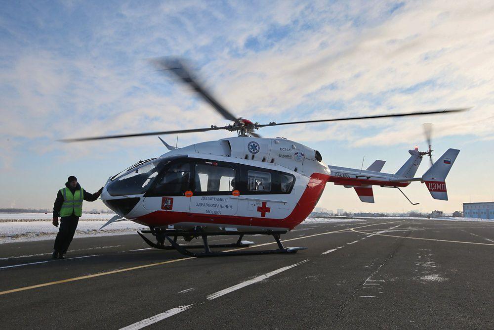 Russia EC145