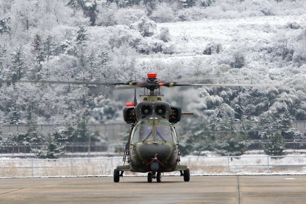 Korean Utility Helicopter, Surion