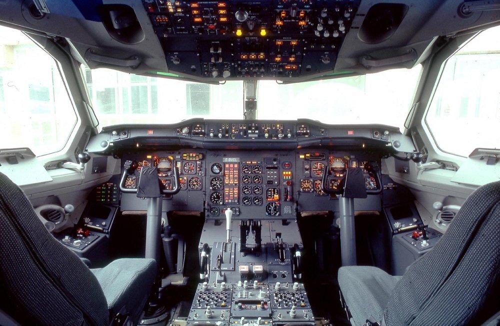 A300 Cockpit