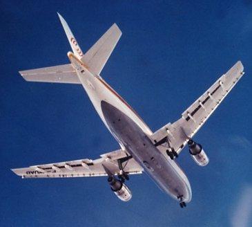 A300B Climb