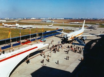 A300B Rollout Concorde 72