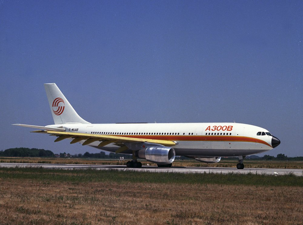 In 1973, Airbus took its A300 aircraft on a six-week sales expedition across North and South America.
