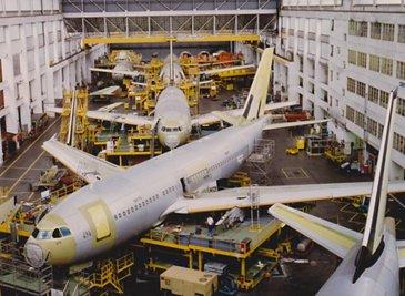 A310 Assembly Line