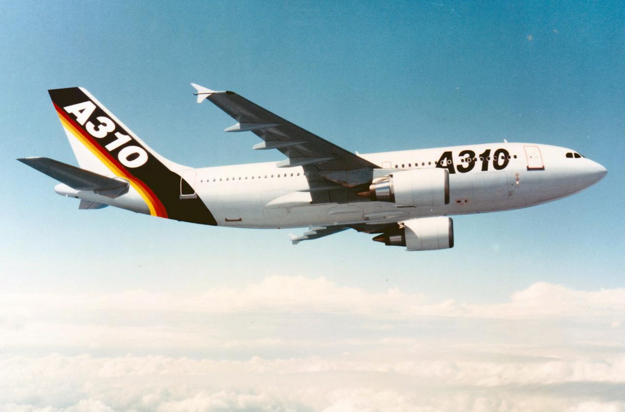 A310 In Flight 95