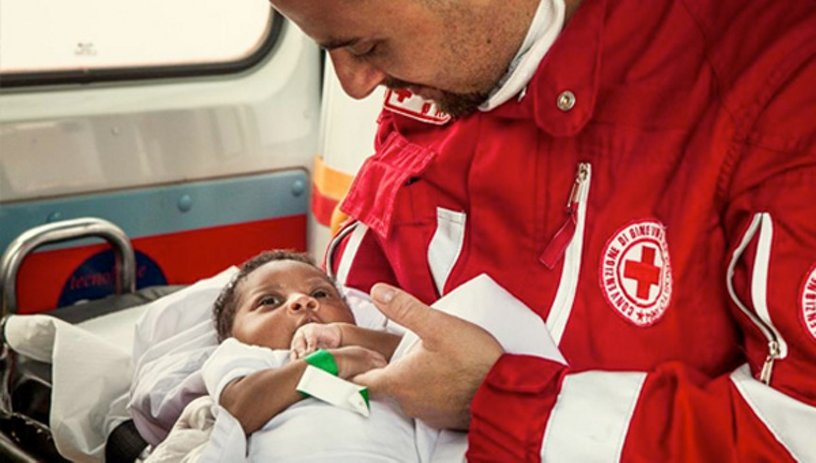 Airbus, a partner for the Red Cross