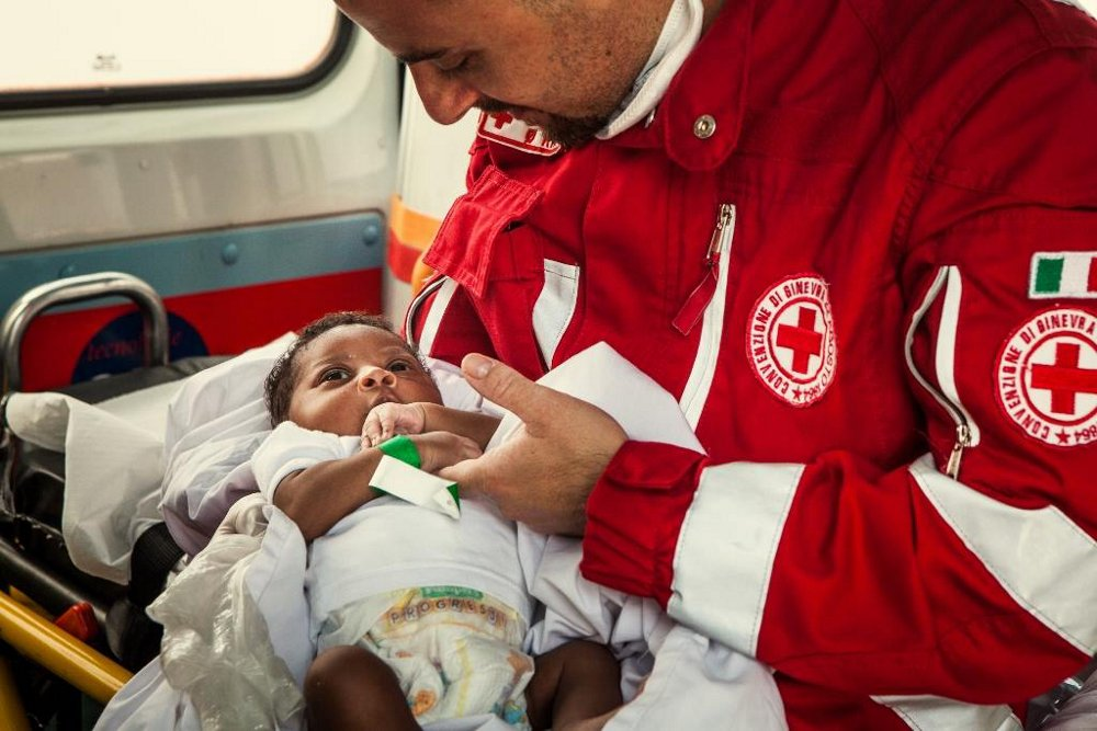 Pic Of Week Red Cross