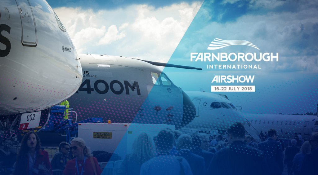 Know more about Farnborough Airshow