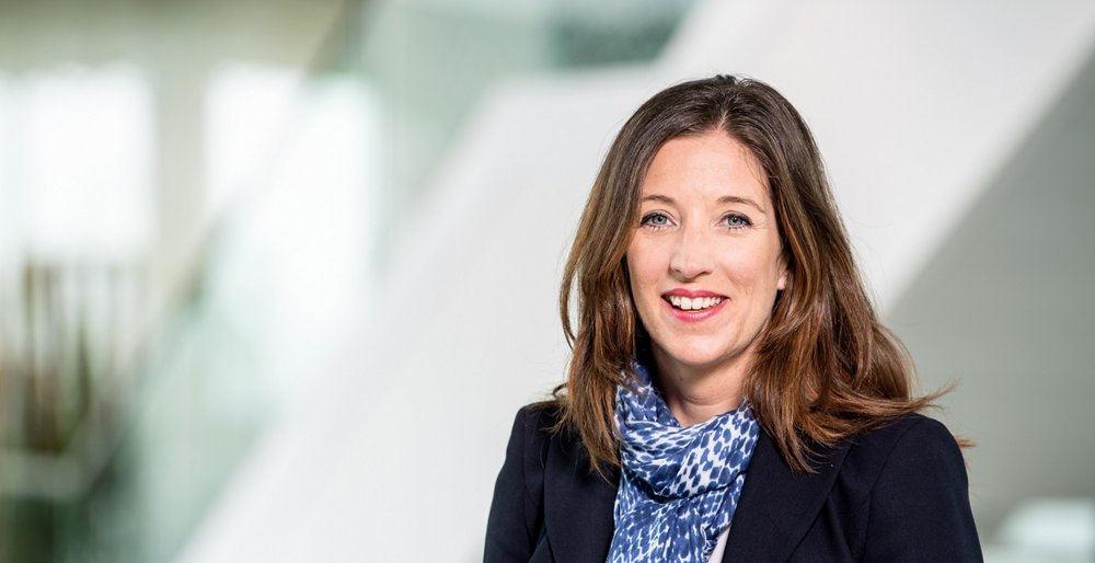 Julie Kitcher, Executive Vice President Communications and Corporate Affairs