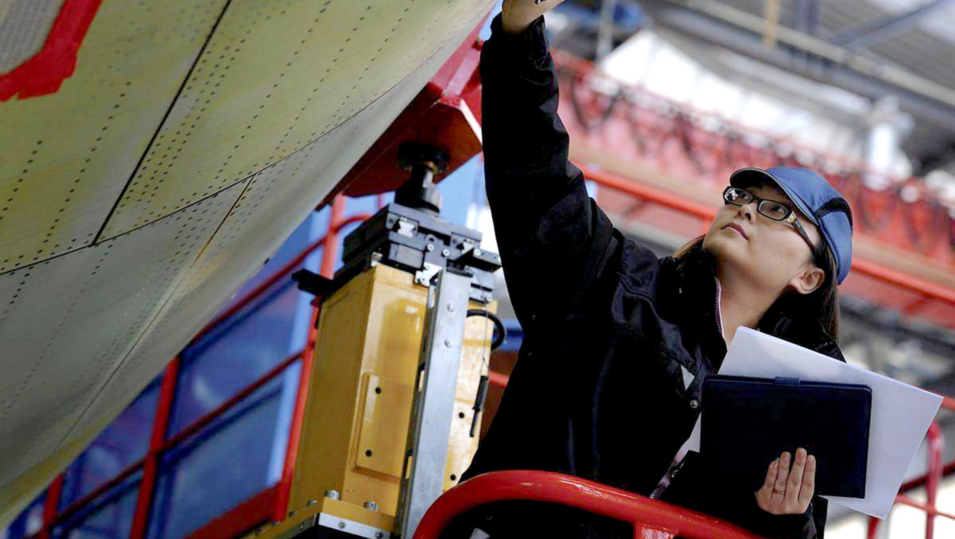 Airbus supports women's empowerment and equality