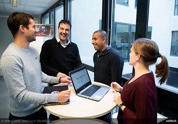 Adil Soubki, Airbus data scientist (team)