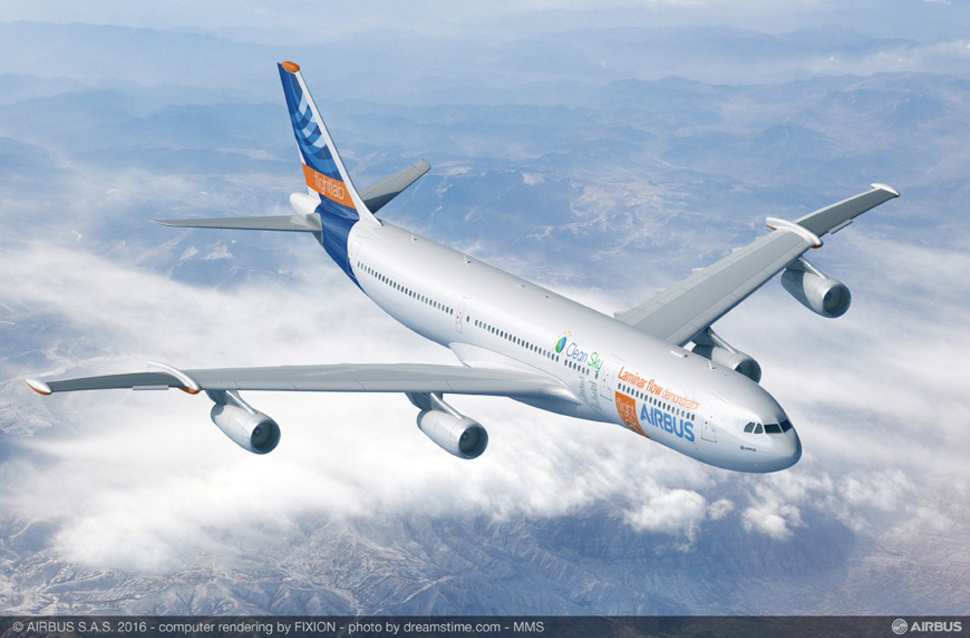 CleanSky2 Avion