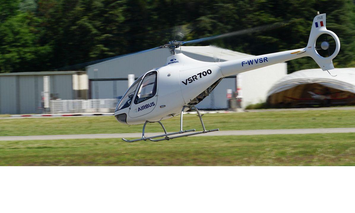 VSR700 demonstrator performs first autonomous flights