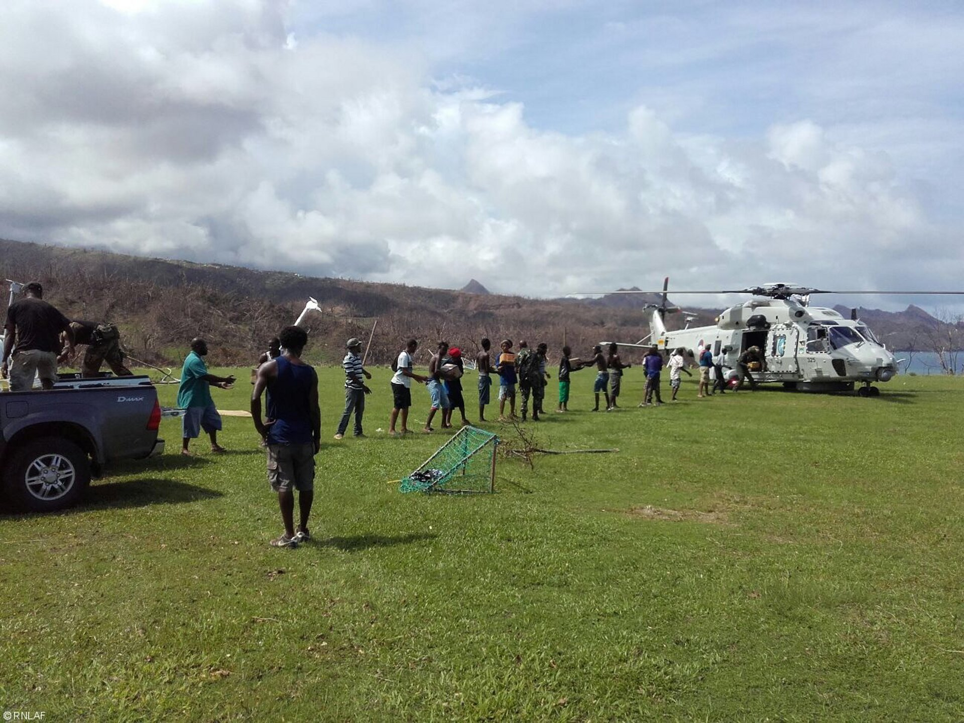 NH90 Crisis Response Caribbean 1