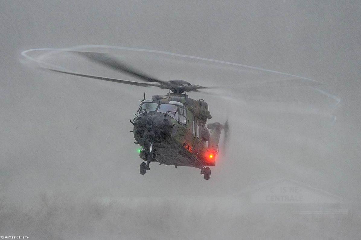 NH90 Crisis Response Caribbean 2