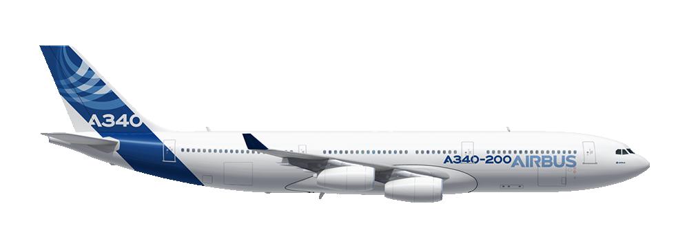 Airbus A340 200 manual