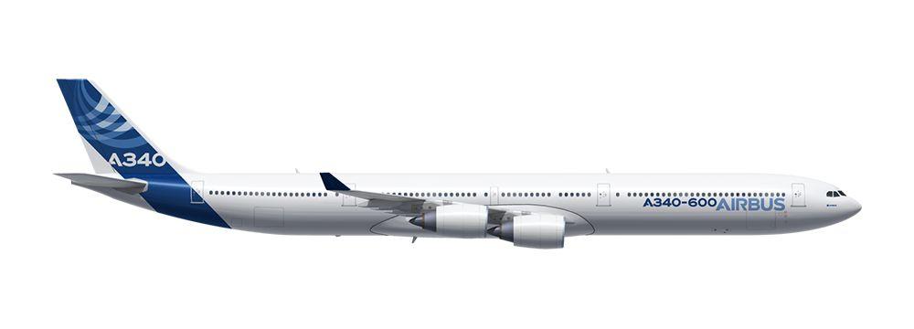 A340 600