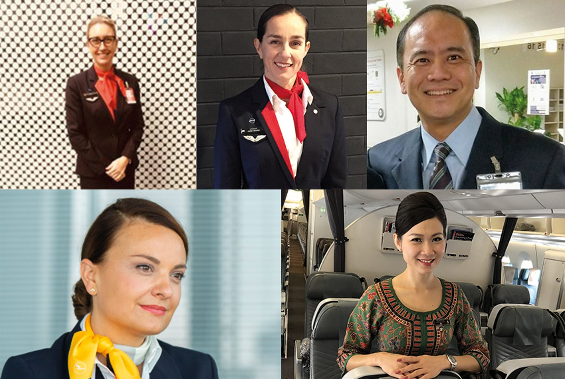4 Behind The Scenes With The Cabin Crew Of An A380 Cover Copyright Lufthansa Qantas And Singapore