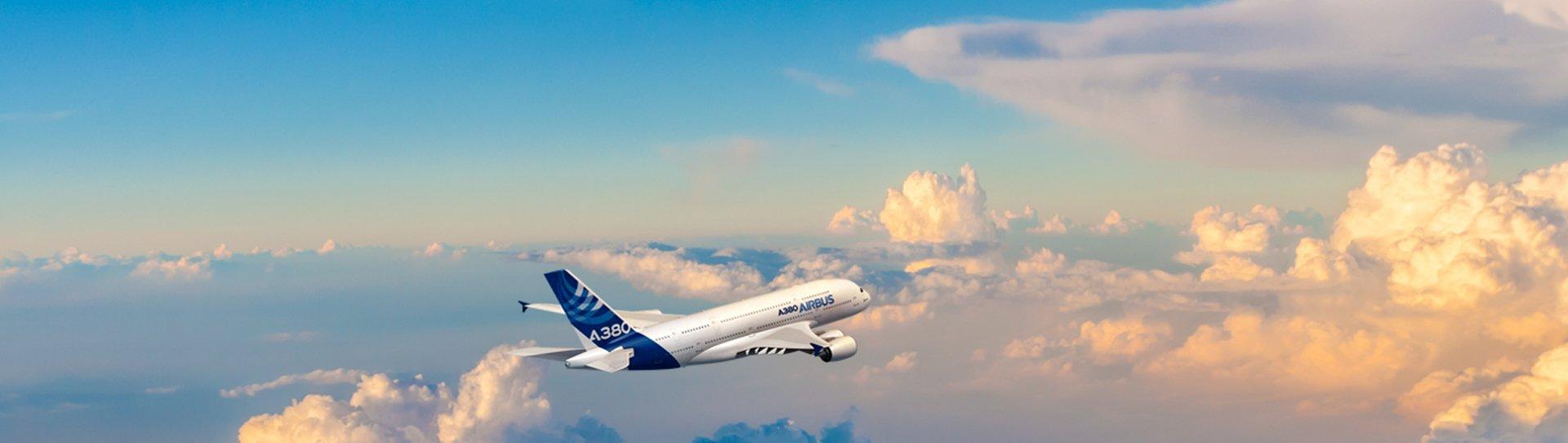 Environment A380 Airbus