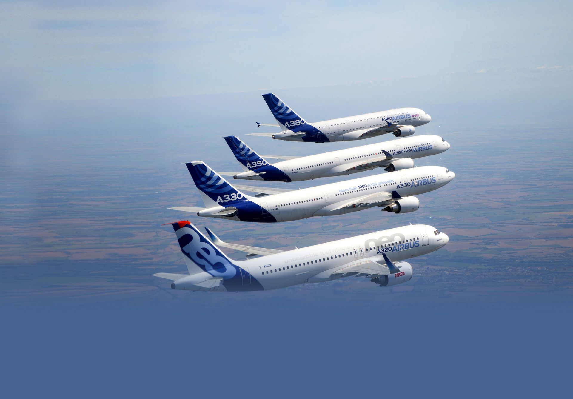 Image result for all airbus planes