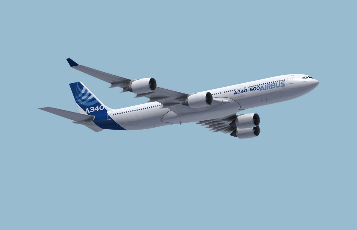A340-500
