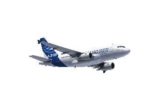 A318客机