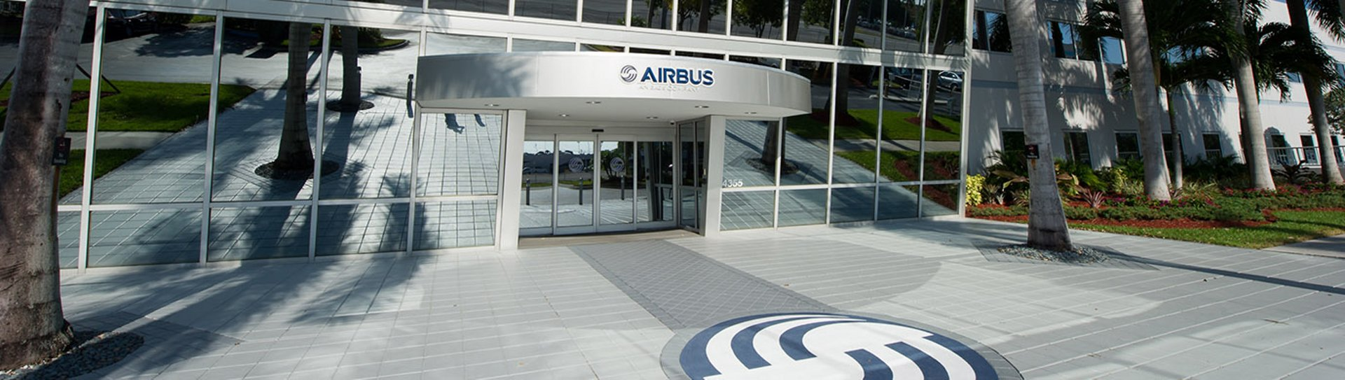 Airbus training centre Miami
