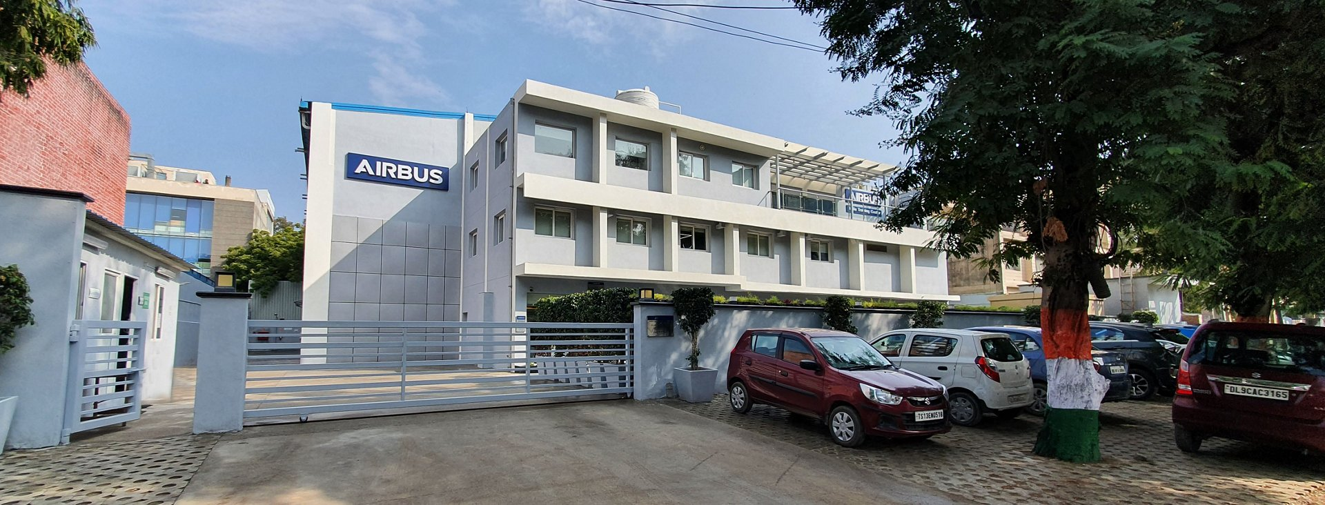 Airbus India Training Centre