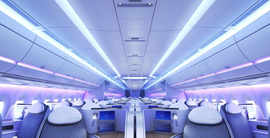 Our passenger aircraft families