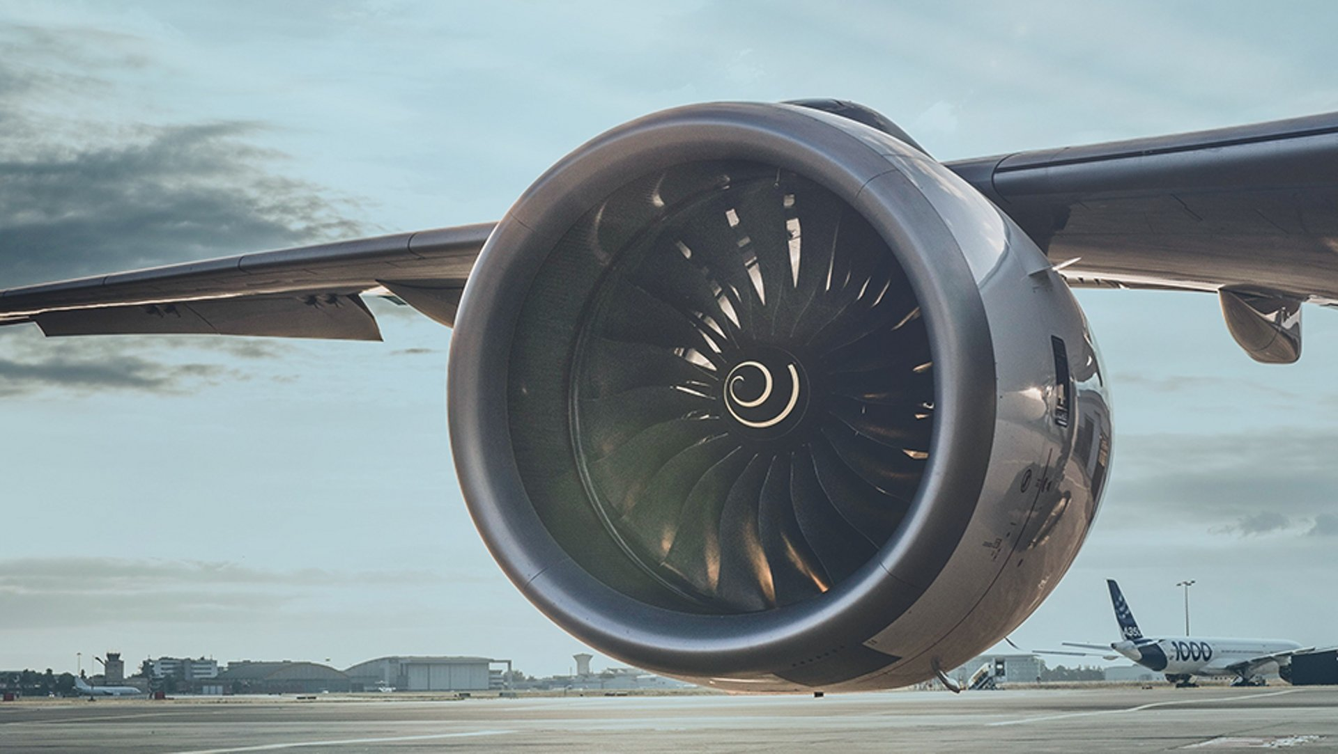 Airbus A330neo Treated Image 10