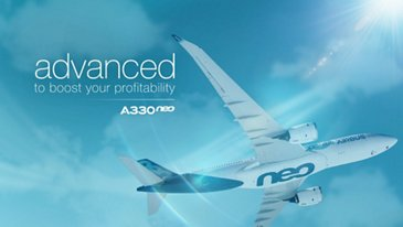 AG真人计划 A330neo Final Stage Image