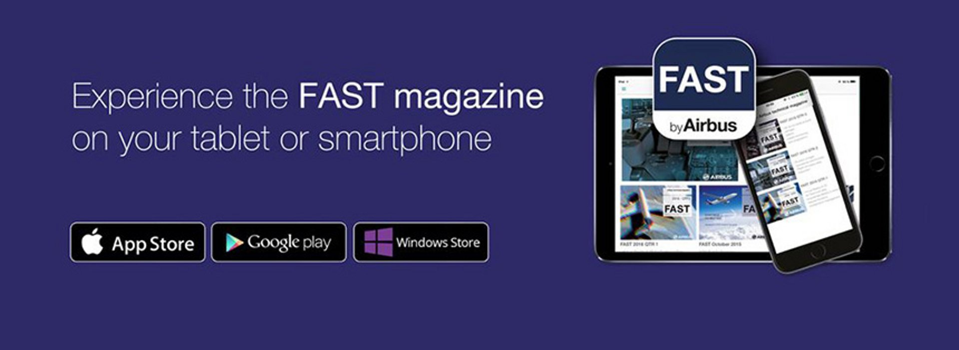 Banner Fast Magazine Small