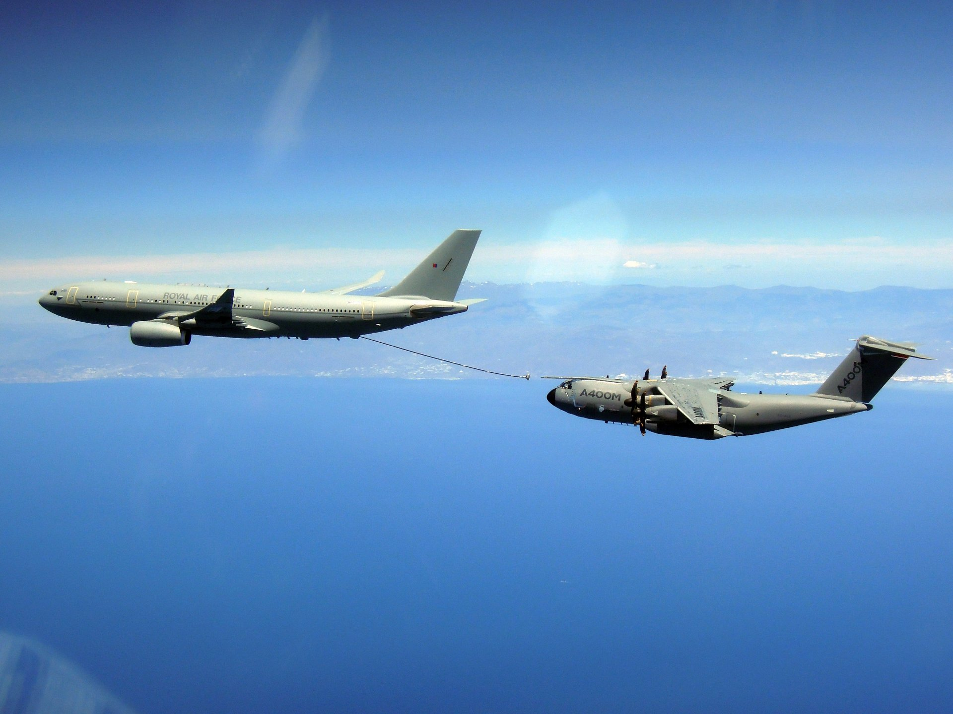 Refuelling Mission