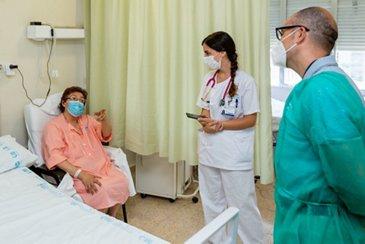 Smart Flying Hospital doctor visit