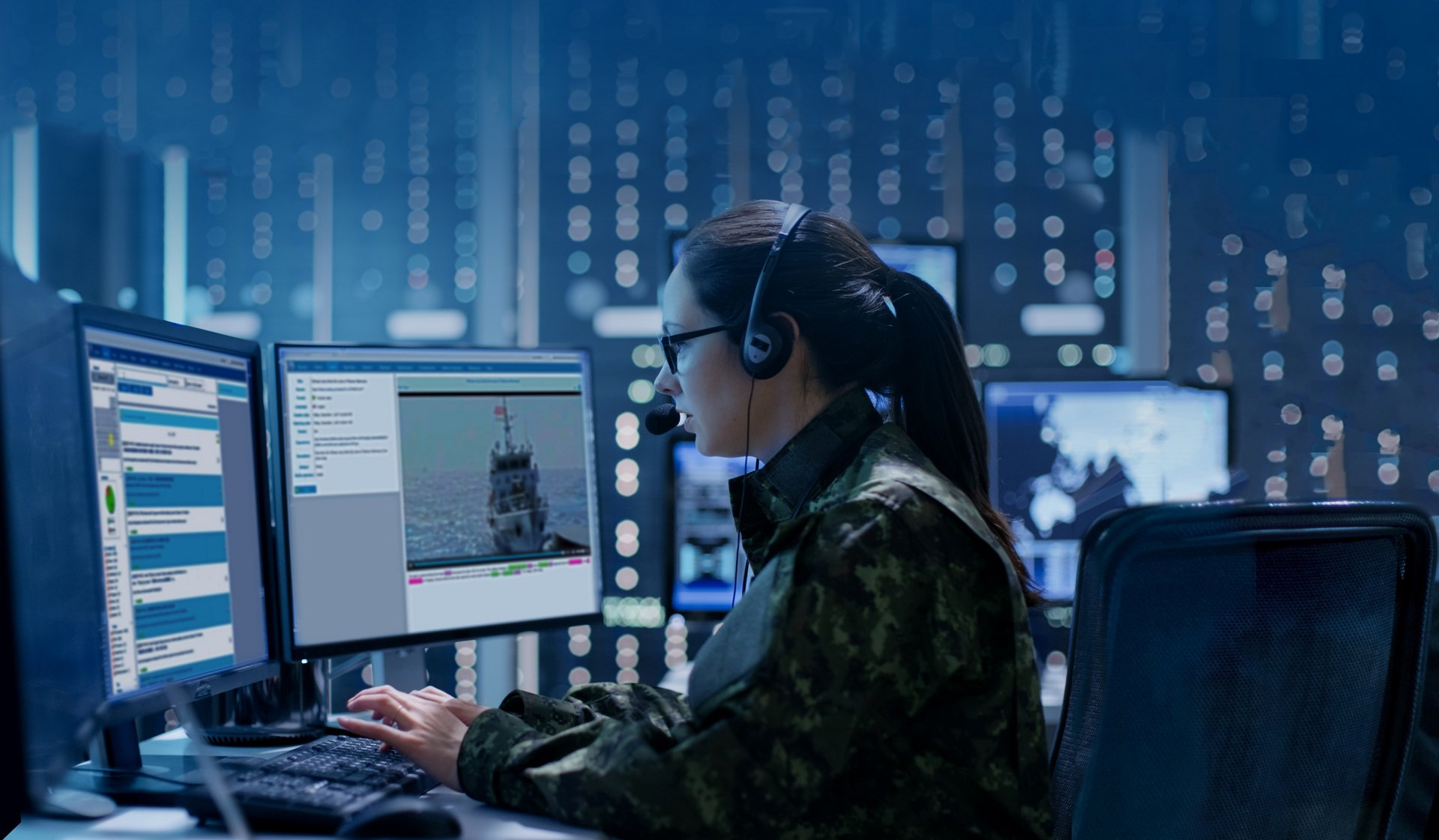 Actionable Intelligence - C4ISR