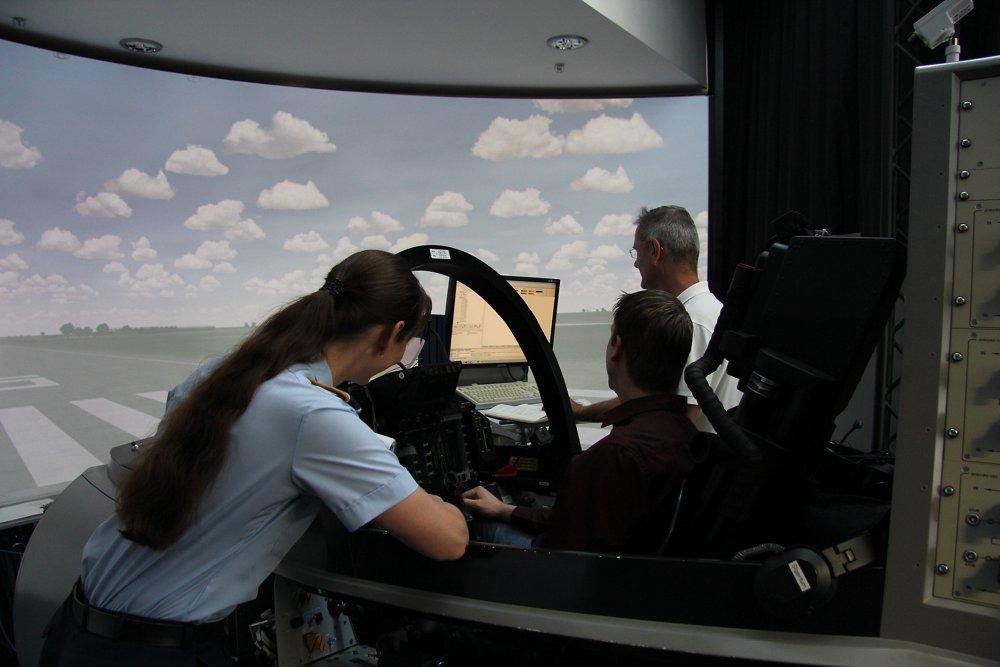 German System Support Center Eurofighter