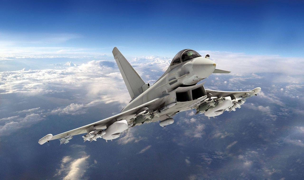 Eurofighter Typhoon A Powerful Force Multiplier