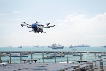 Airbus Skyways Drone2