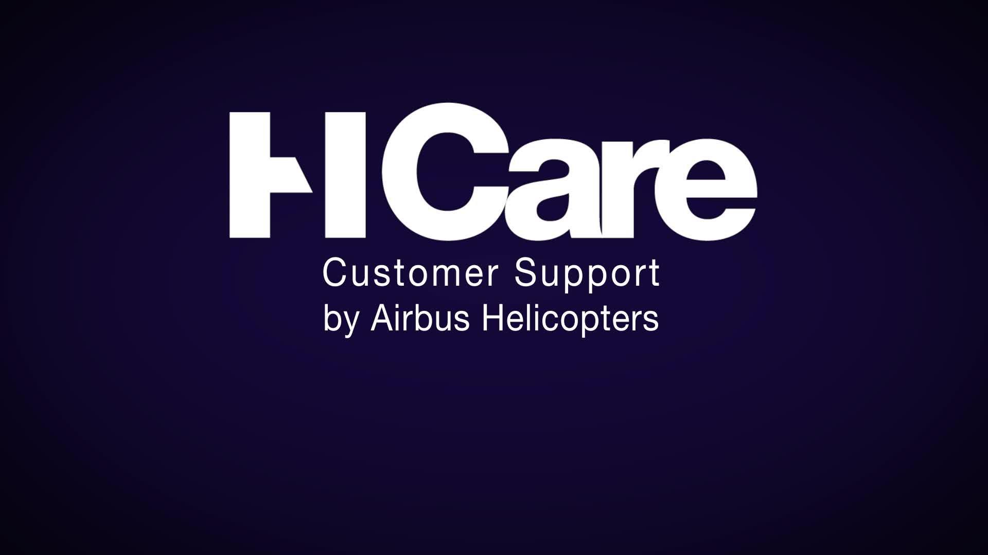 Airbus HCARE 2017