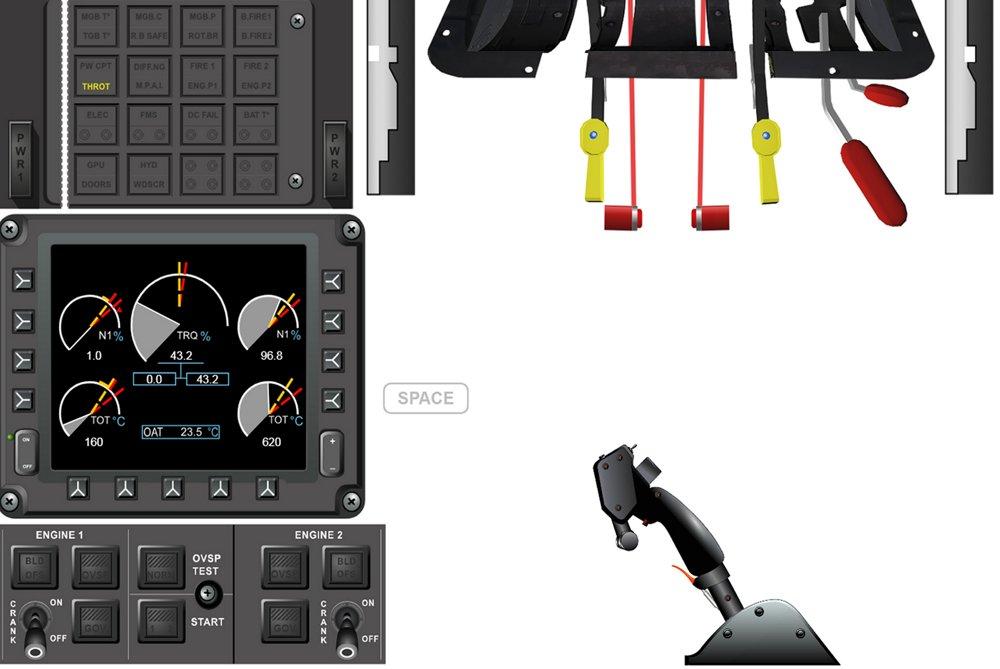 Aircraft System Emulator