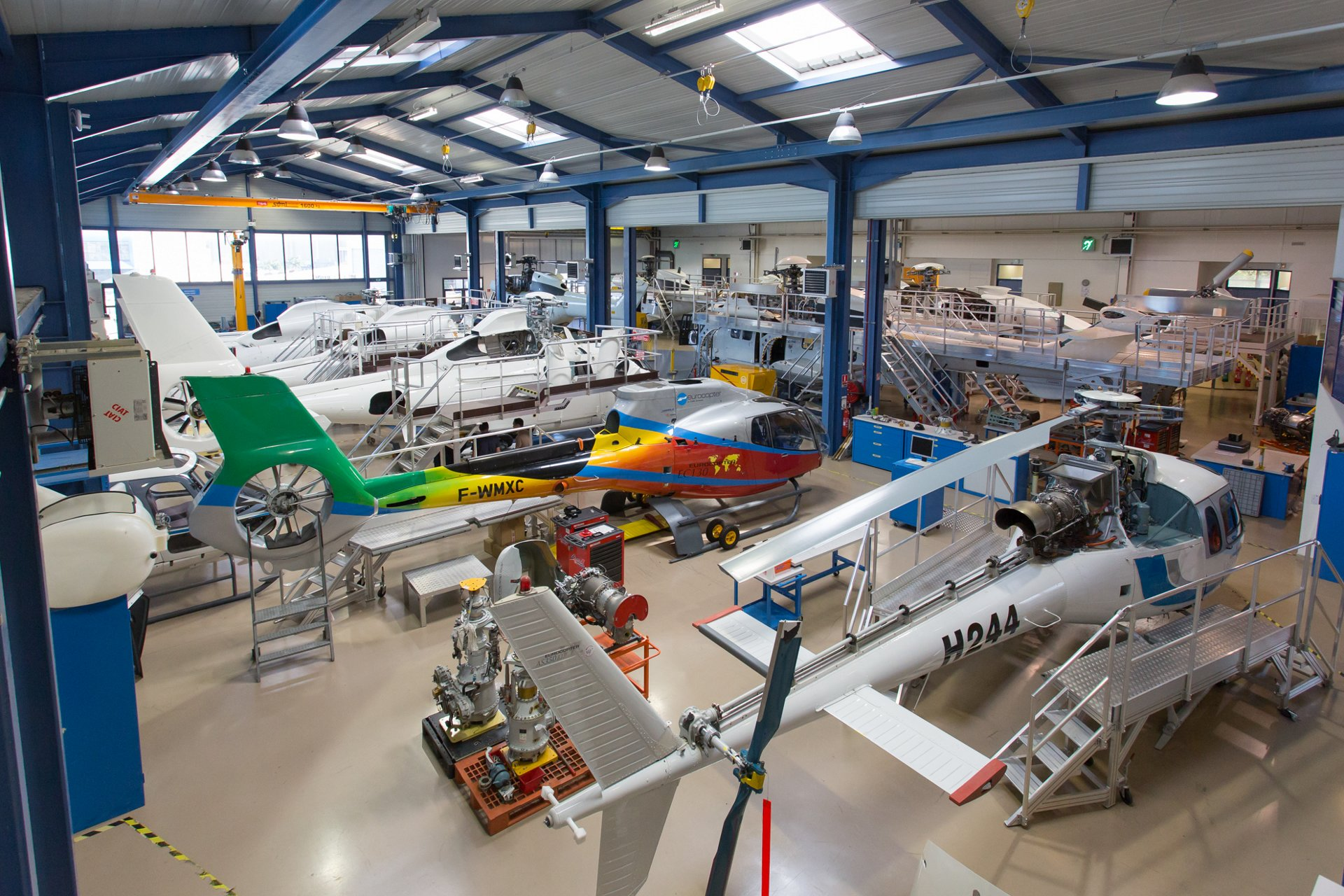 Airbus Helicopters Training Services France (Marignane)