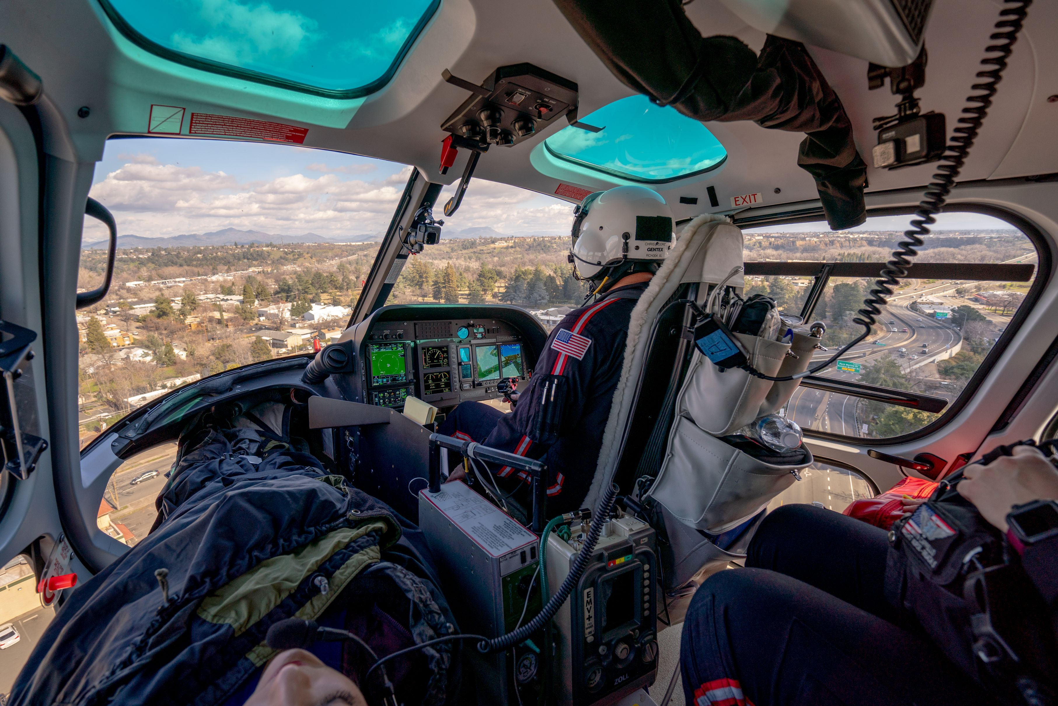 EMS - Civil missions - Airbus