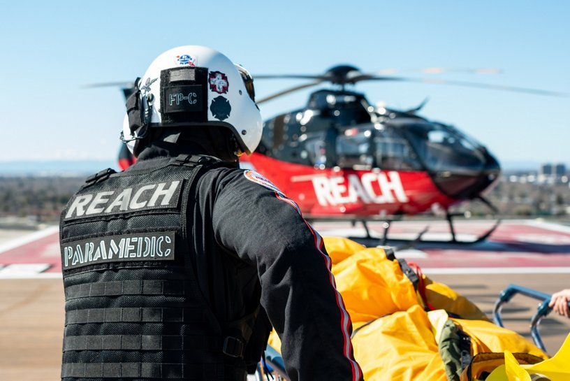 H135: Best fit for HEMS