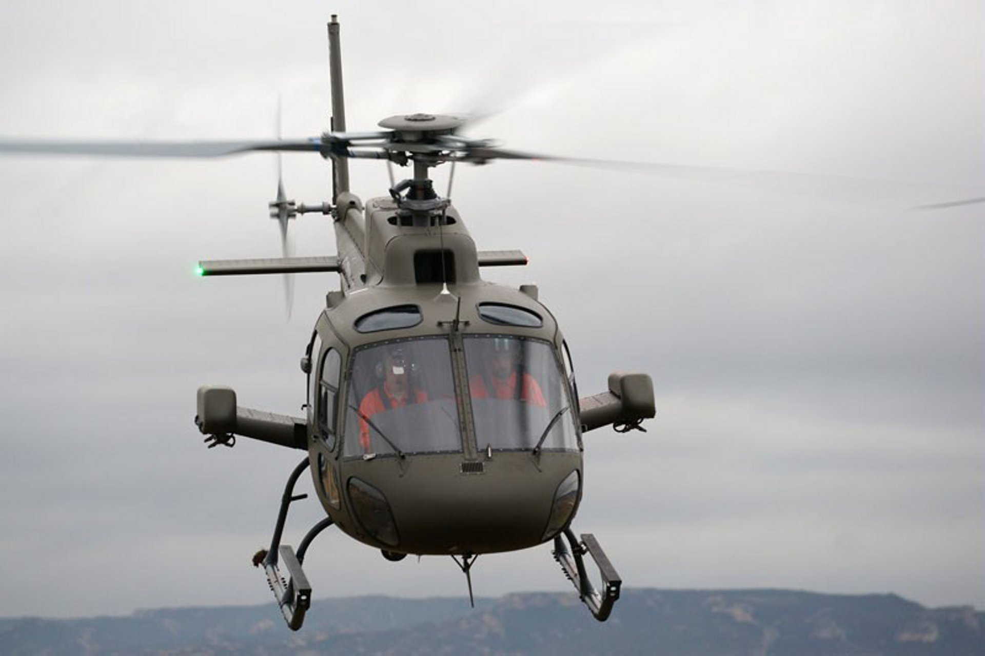H125M: Discreet on the battlefield