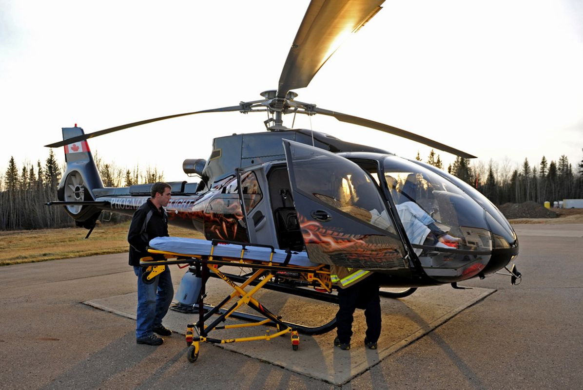 H130 the benchmark in EMS mission helicopters