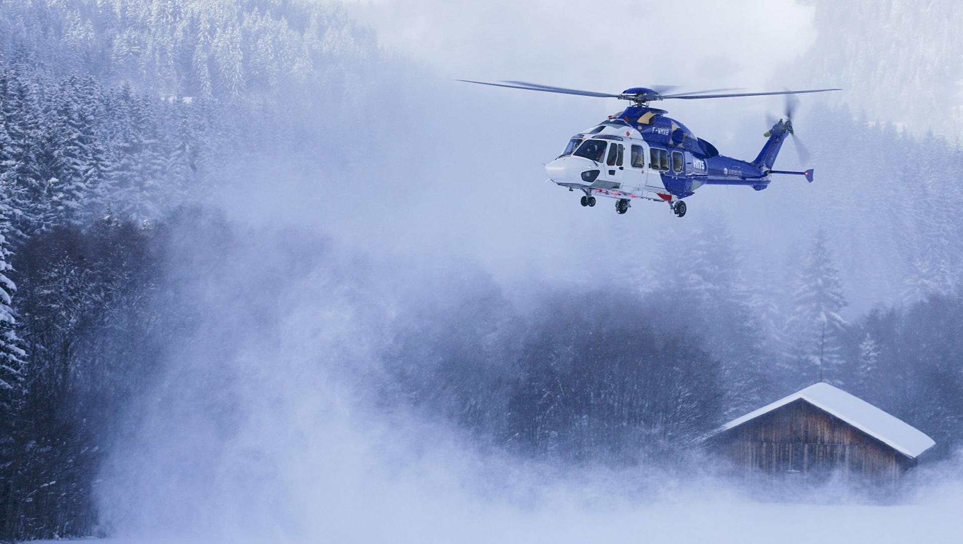 H175 Snow Test 2016